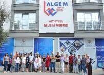 YABANCI ÖĞRENCİLER - Yabancı Öğrenciler ALGEM'i Gezdi