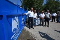 ÜÇPıNAR - Yunusemre Belediyesinden Mobil Hayvan Yıkama Aracı