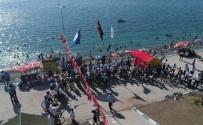 SAĞLIKLI YAŞAM - '1. Ulusal Van Denizini Pedallıyoruz' Etkinliği