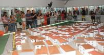 KUŞ BAKıŞı - 500 Yıllık Kaleiçi'nin 81 Metrekarelik Minyatürünü 4 Yılda Yaptı