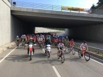 ULUDAĞ - 850 Bisikletçi Uludağ'a Pedal Çevirdi