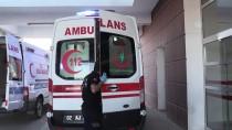 ADıYAMAN ÜNIVERSITESI - Adıyaman'da Tiner Tenekesi Patladı Açıklaması 2 Yaralı