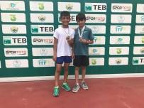 Ağrı'lı Minik Tenisçiler Artvin'de Şampiyon Oldu