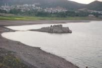 ELEKTRİK ÜRETİMİ - Almus Baraj Gölünde Su Seviyesi Düştü