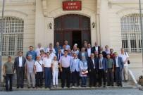 KAZDAĞLARI - Balıkesirli Dernek Başkanları Havran'da Bir Araya Geldi