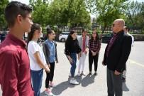 ALİ KORKUT - Başkan Ali Korkut'tan Öğrencilere Tatil Sürprizi