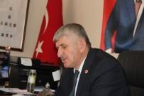 GAZİLER DERNEĞİ - Başkan Mesci Uyardı; 'Gaziler Adına Para Toplayanlara Dikkat'