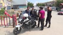 KIRMIZI IŞIK - Başkent'te Hafta Sonu Trafik Denetimleri