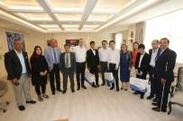 GASTRONOMİ FESTİVALİ - Belediye Başkanı Fatma Şahin Görme Engelli Öğrencileri Ağırladı