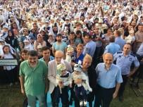YÜCEL ÇELİKBİLEK - Beykoz'da 750 Çocuğun Sünnet Şöleni Yapıldı