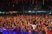 YÜZME YARIŞMASI - Buharkent Taze İncir Festivali Ferhat Göçer Konseri İle Sona Erdi