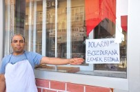 CEYLANPINAR - Cumhurbaşkanı'nın 'Dolar Ve Altın Bozdurun' Çağrısına Ceylanpınar Esnafından Destek
