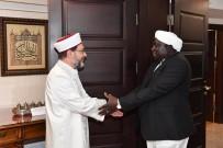 GÜNEY SUDAN - Diyanet İşleri Başkanı Erbaş, Güney Sudan İslam Konseyi Başkanı İle Bir Araya Geldi