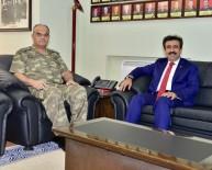 GARNİZON KOMUTANI - Diyarbakır 7. Kolordu Komutanı Sinan Yayla, Korgeneralliğe Yükseldi