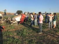 BALCı - Edirne'de Korkunç Kaza Açıklaması 3 Ölü, 1 Yaralı
