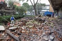 ARTÇI DEPREM - Endonezya'daki Deprem Bilançosu Artıyor Açıklaması 98 Ölü
