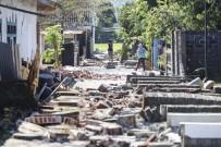 TSUNAMI - Endonezya'daki Depremde Ölü Sayısı 91'E Yükseldi