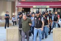 KOKAIN - Eskişehir'de Uyuşturucu Satıcısı 7 Kişi Adliyeye Sevk Edildi