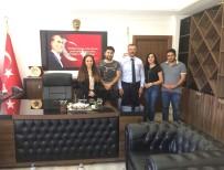 EMNİYET TEŞKİLATI - FETÖ Ve PKK'nın İnlerine Giren Savcı Öztoprak'tan Basın Mensuplarına Veda