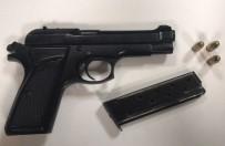 GECE BEKÇİSİ - Gece Bekçilerinin Silahlı Olaya Anında Müdahalesi Faciayı Önledi