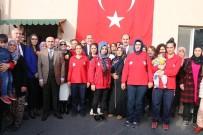 KALKINMA BAKANLIĞI - Güneyin Turuncu Kadınları Projesi'ne ÇKA'dan Hibe