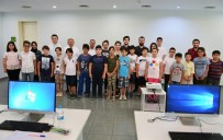 HASAN KARAHAN - Haftada 60 Kişinin Eğitim Göreceği Kodlama Eğitimleri Başladı