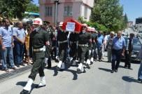 KESMETEPE - Hayatını Kaybeden Asker Toprağa Verildi