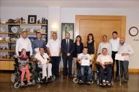 İŞ GÜVENLİĞİ - Hitit Üniversitesi'nden Engellilere Eğitim