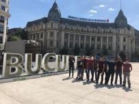 OKUL MÜDÜRÜ - İMKB Öğrencileri Romanya'dan Döndü