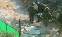 TELEFON KAMERASI - İsrail Askerlerinin Zulmü Bitmiyor