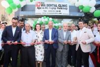ABDULLAH YıLMAZ - İstanbul'a Yeni Bir Ağız Ve Diş Sağlığı Polikliniği