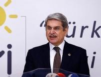 İYİ PARTİ - İstifalar için İYİ Parti'den son dakika açıklaması