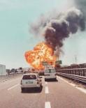 YAKIT TANKERİ - İtalya'da Büyük Patlama