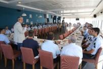 HÜSEYIN MUTLU - Karşıyaka Zabıtasından 62. Yıl Kutlaması