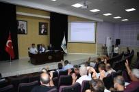 NECİP FAZIL KISAKÜREK - Kartepe Belediyesi Ağustos Ayı Meclisi Toplandı