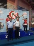 BAŞPEHLİVAN - Kayserili Muhammed Akkaya, Halterde Türkiye Şampiyonu Oldu