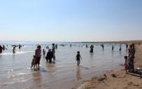 MURAT GIRGIN - Kırşehir'de Hafta Sonu Savcılı Plajına Akın