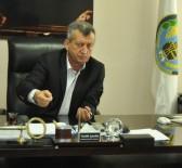 TAHIR ŞAHIN - Koltuğu Haczedilen Belediye Başkanından Açıklama