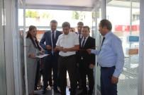 HALKBANK - Malazgirt Halkbank Şubesi Yeni Yerine Taşındı