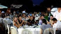 YILDIRIM DEMİRÖREN - Muğla'da Turkcell Platinum Golf Challenge Bodrum Turnuvası