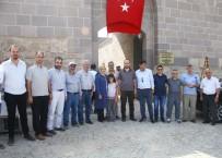 UÇURTMA ŞENLİĞİ - MÜSİAD Konya Üyeleri Bir Araya Geldi