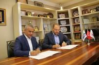 COŞKUN GÜVEN - Nitelikli İş Gücü Oluşturmak İçin MEGİP Protokolü İmzalandı