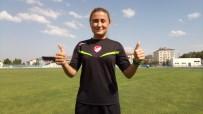 TEZAHÜRAT - Mahalle Maçlarından Futbol Hakemliğine Uzanan Tutku