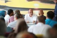 KAHVEHANE - Pamukkale'de Vatandaşlar Dertlerini Belediye Başkanına Anlattı