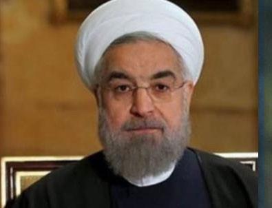 Ruhani'den son dakika yaptırım açıklaması