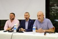 AVRUPA KUPASI - Sakarya Büyükşehir Basket, Çilek Transferini Açıkladı