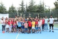 TENİS TURNUVASI - SDÜ'de Çocuklara Yönelik Yaz Tenis Turnuvası
