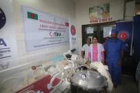 AMELİYAT MASASI - TİKA'dan Bangladeş'e Sağlık Desteği