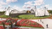 OLİMPİYAT ŞAMPİYONU - Türkiye'nin İlk Büyük Yağlı Güreş Kompleksi Isparta'ya İnşa Ediliyor