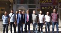 Vali Elban'dan AGC'ye Ziyaret
